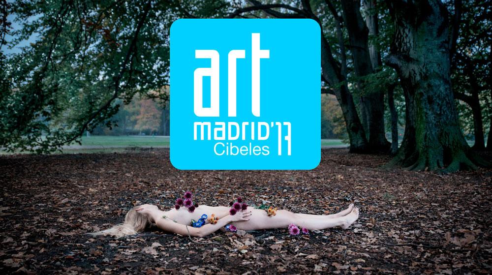 Feria de arte contemporáneo Artmadrid 2017 del 22 al 26 febrero en Centro Cibeles