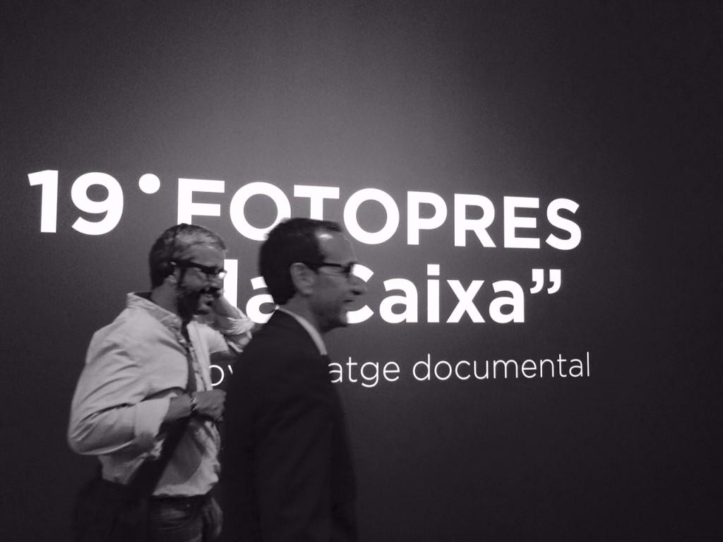 """Imagen presentación 19ª FotoPres """"la Caixa"""""""